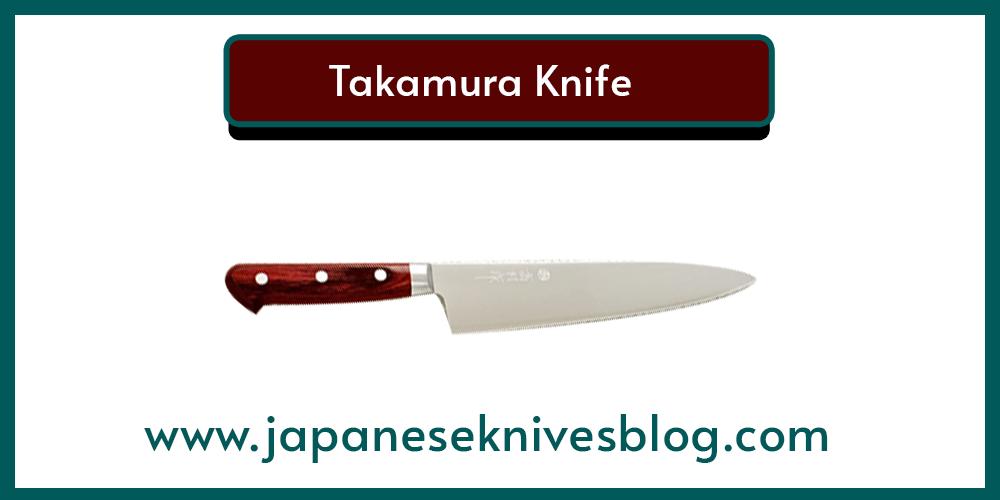 Takamura Knife