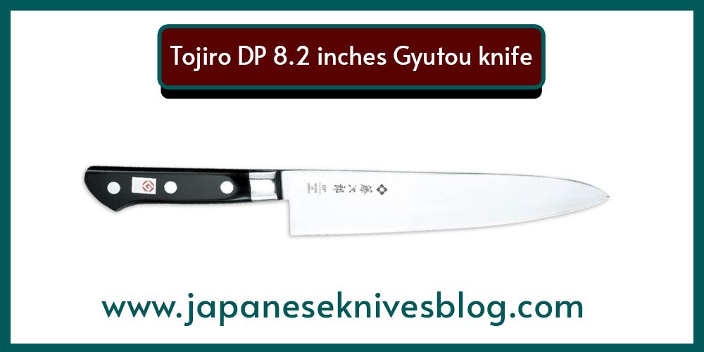 Tojiro DP 8.2 inches Gyutou knife