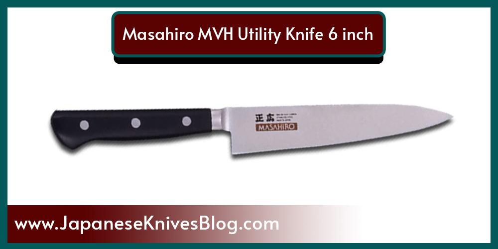 Masahiro MVH Utility Knife 6 inch
