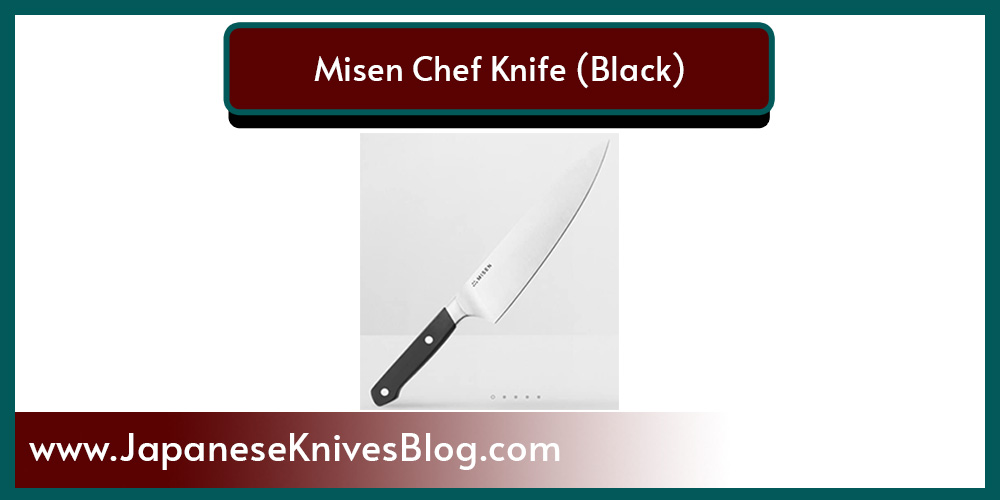 Misen balance Santoku Knife