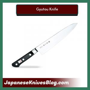 Gyutou knife