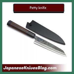 Petty knife