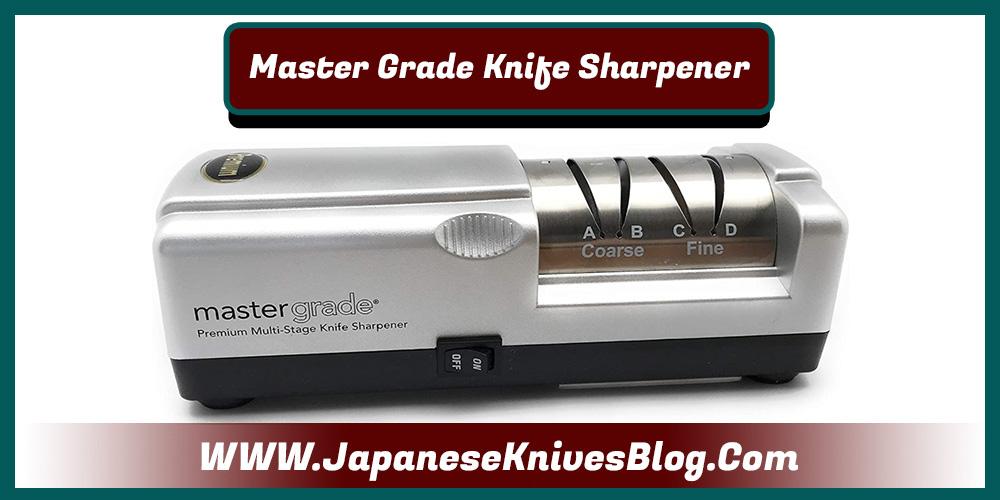 best electric knife sharpener for japanese knives