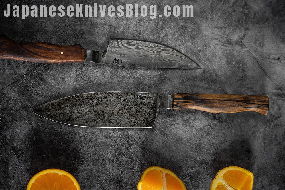 Japanese VS German Knives