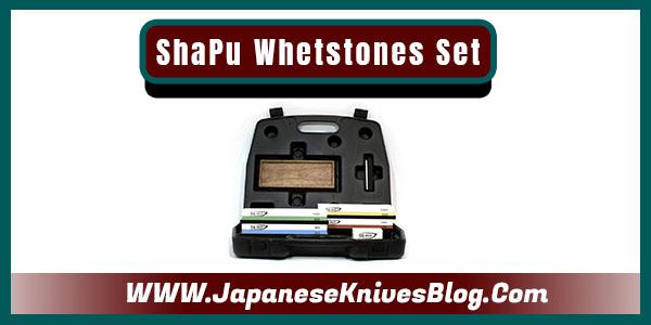 ShaPu Whetstones Set