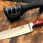 Kitchen Knife Design - Type, Blade, Edge, Weight, Ergonomic