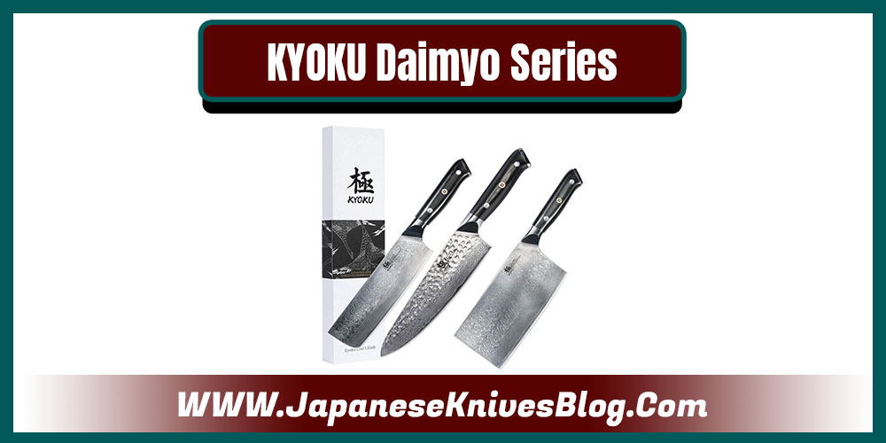 KYOKU Daimyo Series 8 inches