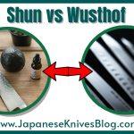 Shun vs Wusthof - Kitchen Knives Comparison-Sharpness, Price
