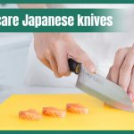 How to care Japanese knives - Carbon Steel Knife Care