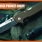 Best Japanese Pocket Knife - Reviews and Buying Guide